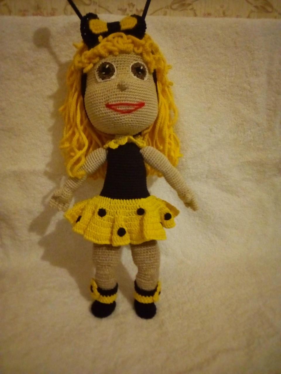 Куколка Пчёлка