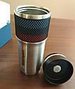 Оригинальная термокружка BMW M Motorsport Thermal Mug, Silver/Black (80232461130), фото 6