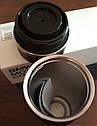 Оригинальная термокружка BMW M Motorsport Thermal Mug, Silver/Black (80232461130), фото 5