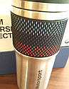 Оригинальная термокружка BMW M Motorsport Thermal Mug, Silver/Black (80232461130), фото 7