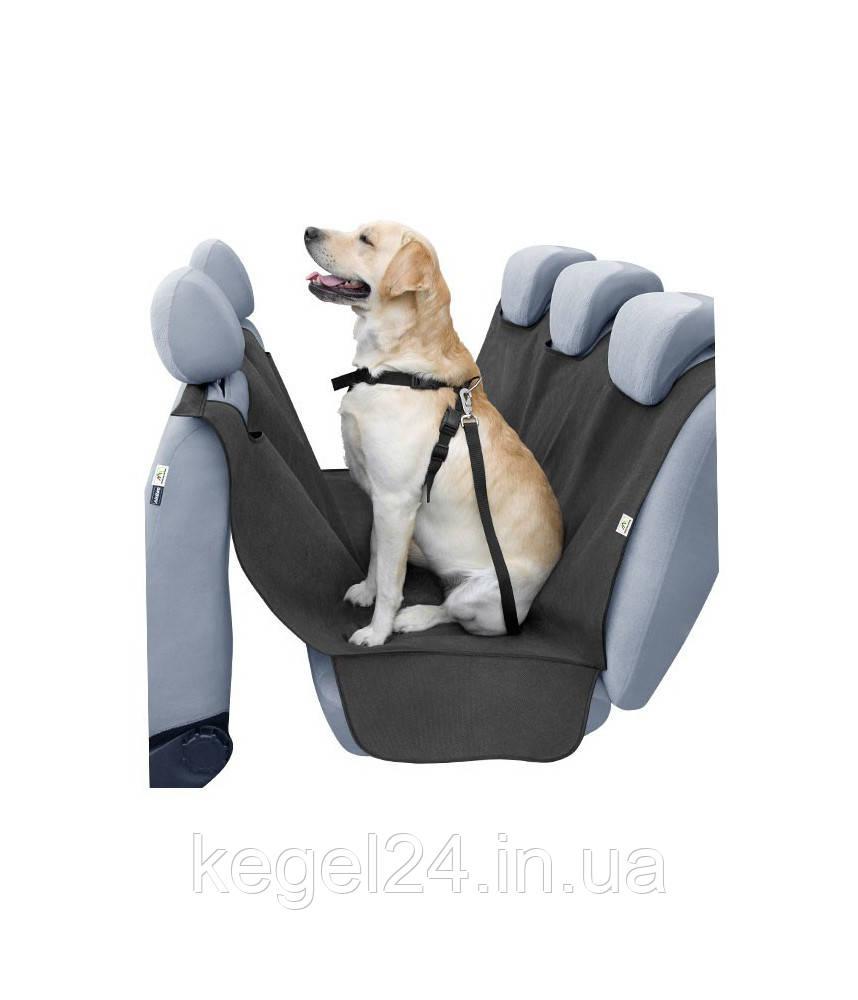 """Чохол для перевезення собак """"Alex"""" з прорізами для ременя безпеки"""