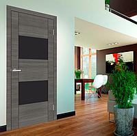 Дверное полотно Cortex Deco Model 3 (ЧС)