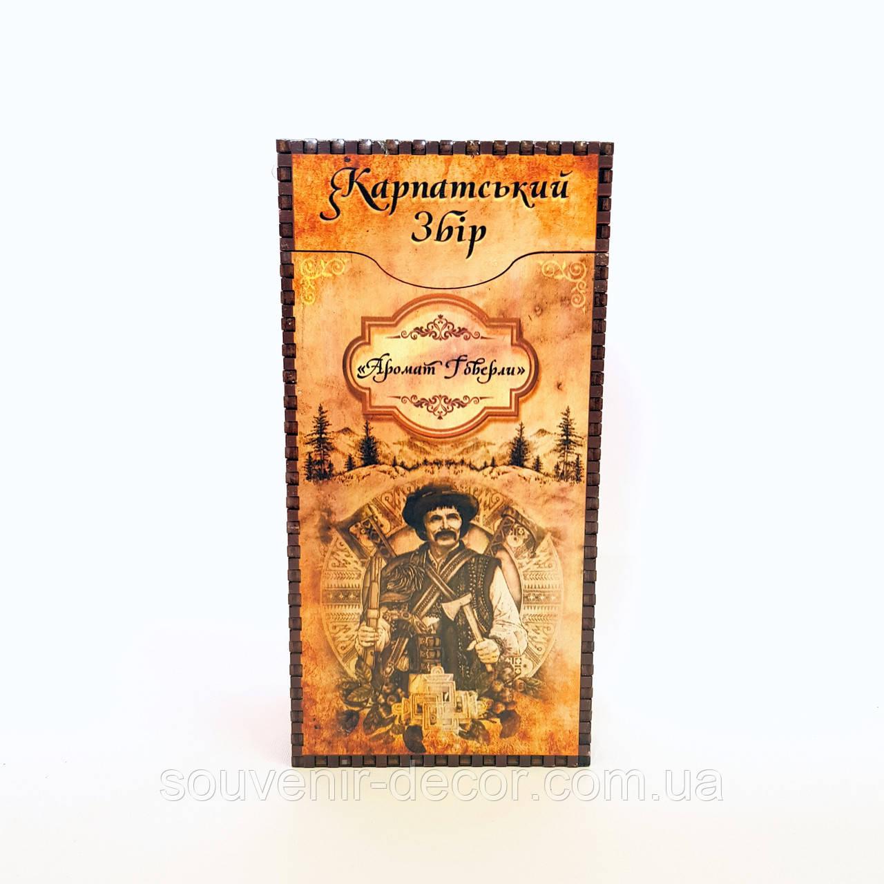 """Сувенирный Травяной ЧАЙ """"Карпатский сбор"""""""