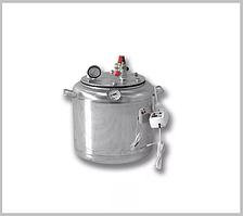 Автоклав А 8 электро ( 7 банок- 1л 8 банок-0,5 л) из нержавеющей стали