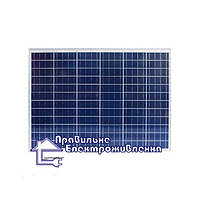 Сонячна панель AXIOMA energy AX-100P (полікристал, 100 Вт, 72 клітки)