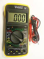 Мультиметр цифровой Digital Multimeter DT-9205A