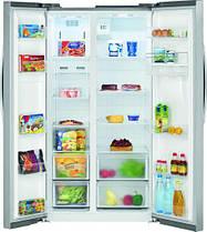 Холодильник Bomann SIDE BY SIDE SBS 2211, фото 3