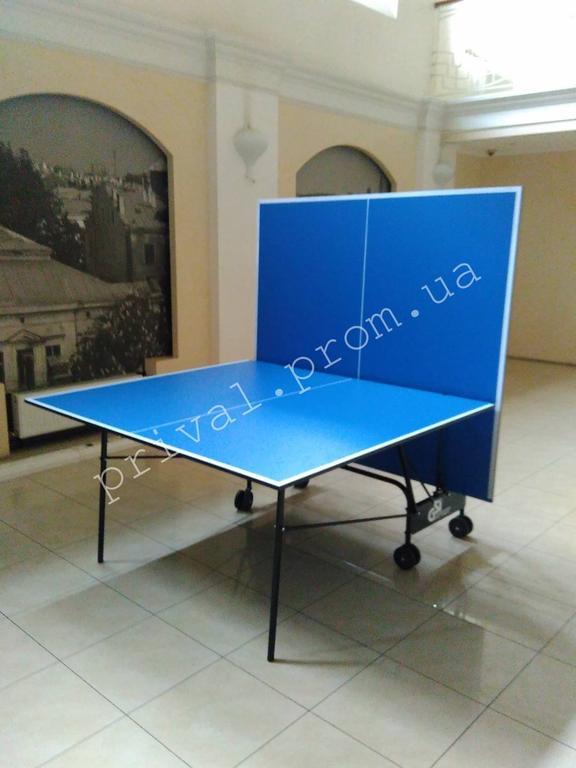 Доставка и сборка теннисного стола GSI-Sport Compact Light Gk-4