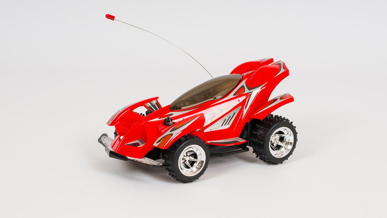 Машина гоночная на радиоуправлении. 2 цвета