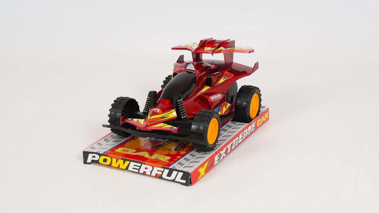 Машинка гоночная - инерционная. 2 цвета