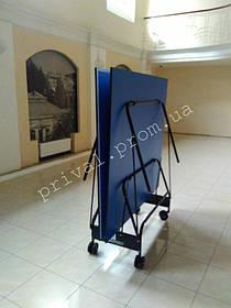 Доставка и сборка теннисного стола GSI-Sport Compact Light Gk-4 2