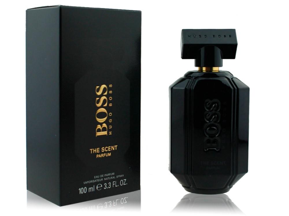 Парфюмированная вода женская HUGO BOSS The Scent Parfum EDP 100 мл