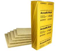 AcousticWool Sonet P 80 кг/куб.м. Акустическая минеральная вата кашированная стеклохолстом (2.4 кв.м. в упак.)