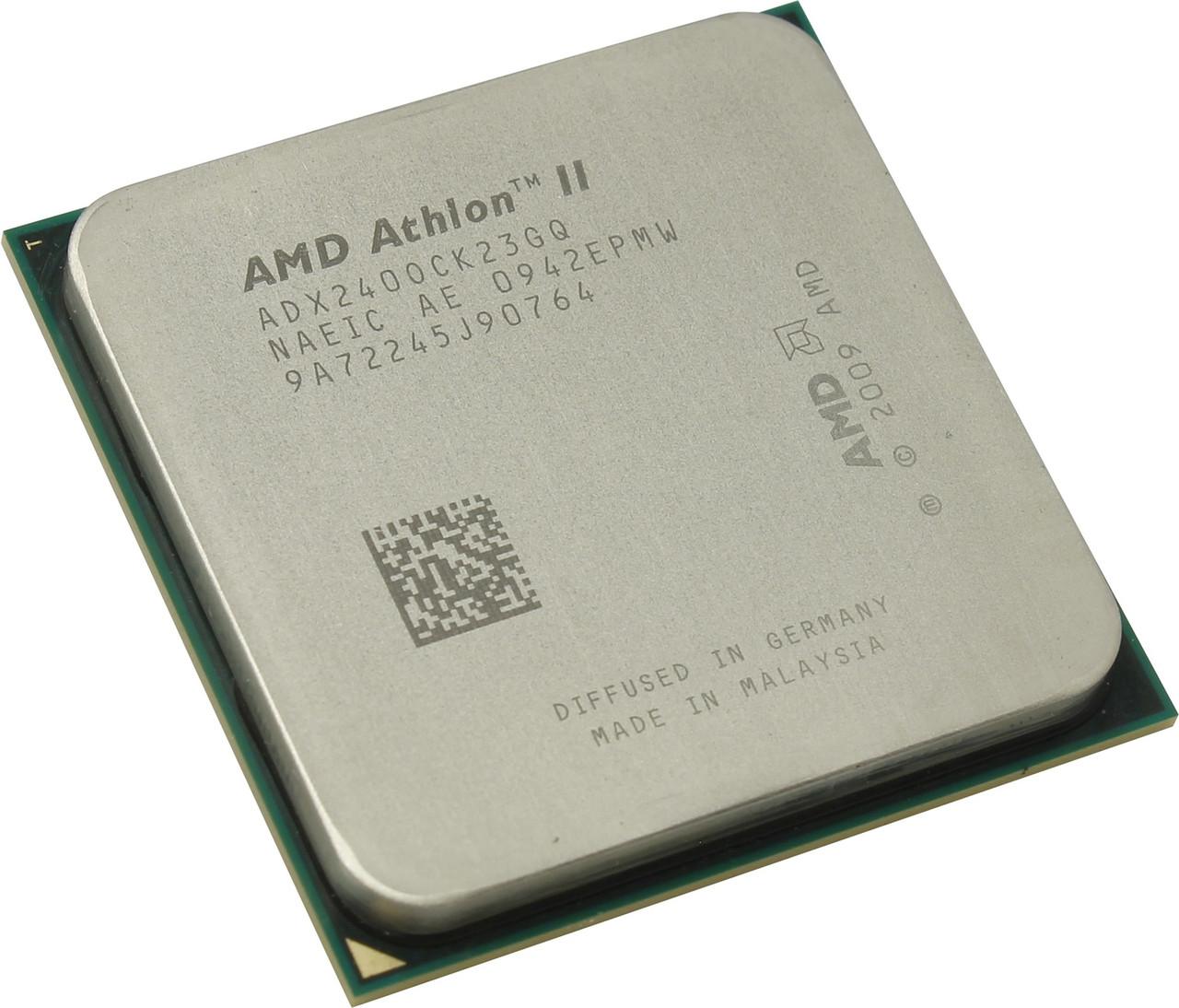 Процессор AMD Athlon II X2 240 (ADX2400) 2,8 GHz/2core/ 2Mb/65W/ 4000MHz Socket AM3