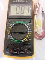 Цифровой мультиметр универсальный DT9208A