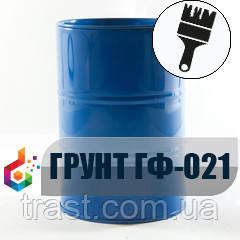 Грунтовка ГФ-021 антикоррозийная Белая