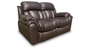 """Кожаный двухместный диван с реклайнером """"Бостон"""", фото 2"""