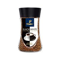 Кава розчинна Tchibo Black&White 200гр.