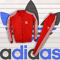 Мужской спортивный костюм (кофта+штаны), чоловічий спортивний костюм Adidas S754 адидас