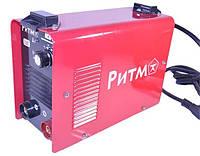 Инверторный сварочный аппарат Ритм ИСА 200 (мини). Сварочный аппарат Ритм
