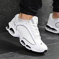 Мужские кроссовки демисезонные Nike Air Max 7693 белые, фото 1