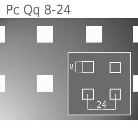 Перфорированный лист Pc Qq8-24, фото 2