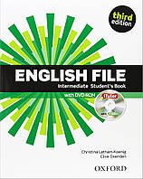 English File 3rd (third) edition Intermediate Student's Book