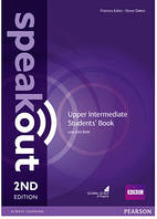 SpeakOut 2nd edition (second edition) Student's Book Upper-Intermediate