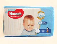 Подгузники Huggies Ultra Comfort для мальчиков 4 (8-14 кг) 66 шт. (Россия)