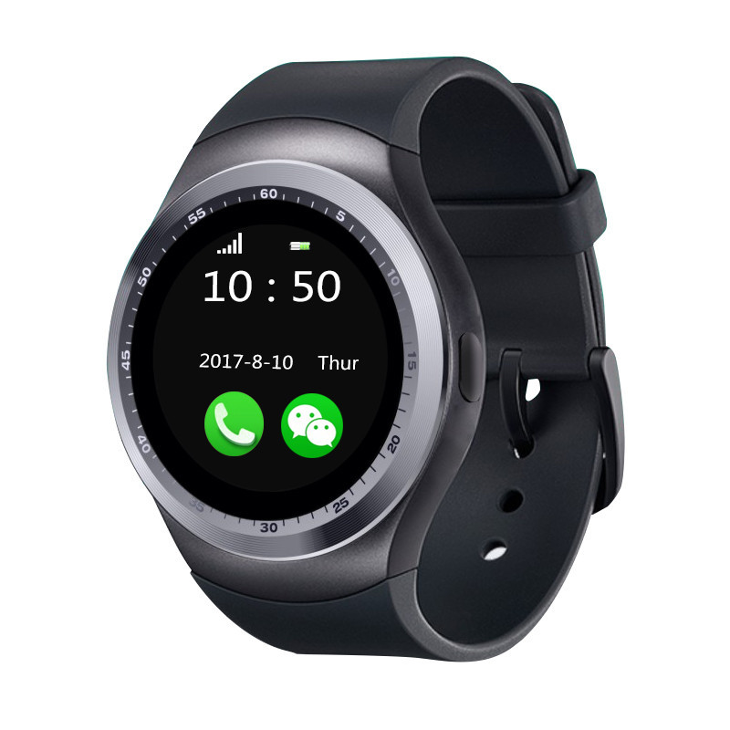 Умные часы Smart Watch Y1S, Black черные