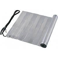 Алюминиевый нагревательный мат In-Therm AFMAT (Fenix, Корея) 1 м.кв Теплый пол под ламинат, паркетную доску, с