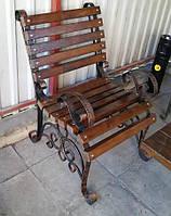 Кованый стул Юлия 0,6