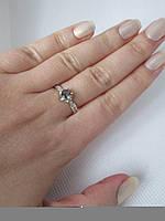 """Серебряное кольцо""""Грация"""", фото 1"""