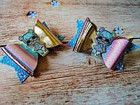 """Резиночки для девочки """"Бантики Лол: радужные"""", фото 1"""