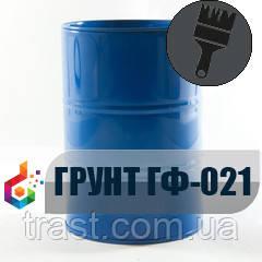 Грунтовка ГФ-021 антикоррозийная Черная