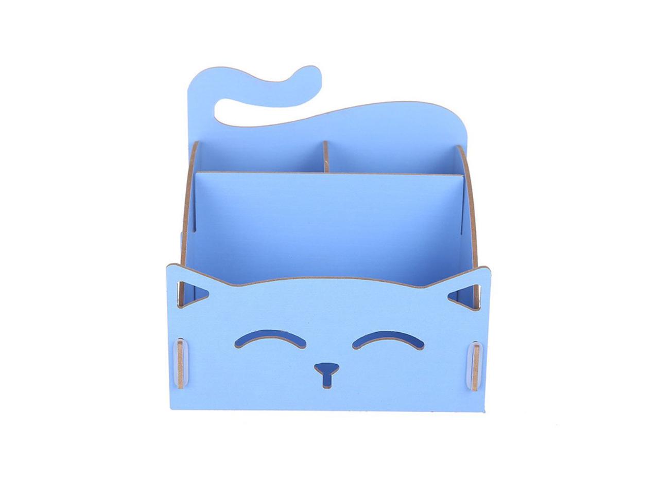 Органайзер для косметики My Cat Голубой