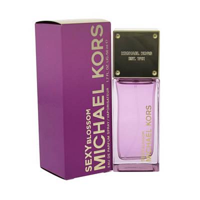 Женские духи MICHAEL KORS Sexy Blossom 50ml ОРИГИНАЛ, парфюмированная вода, нежный цветочный мускусный аромат