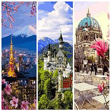 Сооружения, дома, городской пейзаж