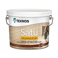 Захисний засіб для сауни Teknos Satu Saunasuoja 9 л