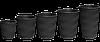 "Гофростакан ""Double Black"" 250мл. Євро 30шт/рук; 28рук/ящ; 840шт/ящ, (""РОМБ"" 81), фото 2"