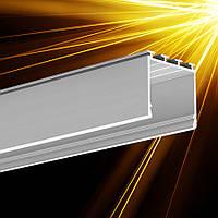 Алюминиевый профиль LIPOD 2м, фото 1