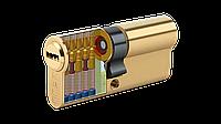 Цилиндр KALE 164 BNE 110 (55х55) латунь, повышенной секретности