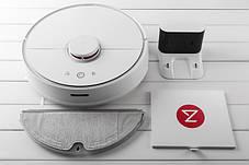 Умный робот-пылесос Xiaomi Mi RoboRock S50 Vacuum Cleaner White Гарантия 3 месяца, фото 2