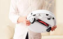 Робот-пилосос MiJia Mi Robot Vacuum Cleaner White (SDJQRO2RR) Гарантія 3 місяці, фото 3