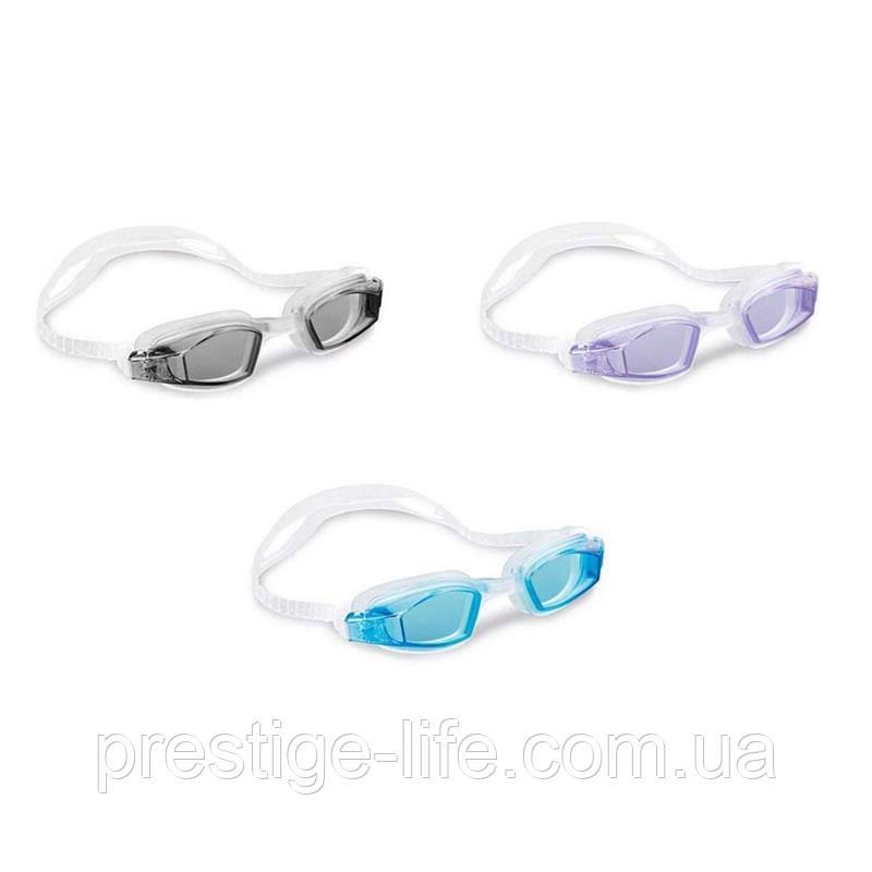 Очки для плавания 55682 Intex Спорт
