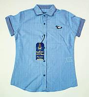 Рубашка-шведка  для мальчика рост 116-128 cм, фото 1