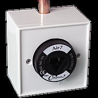 Розетка газовая, в корпусе, медицинский воздух 7 - DIN - под пайку