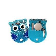 Манікюрний набір Blue Owl