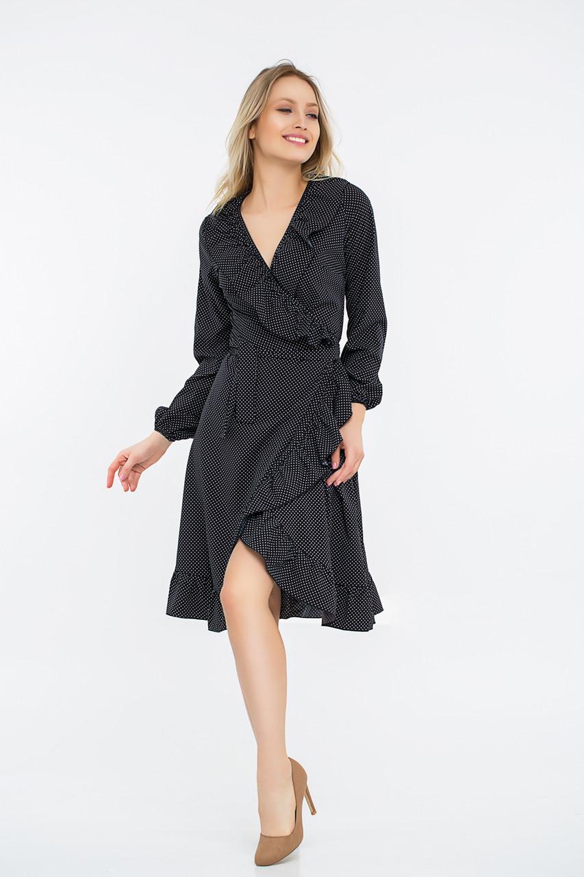 Платье LiLove 42-552 42-44 черный
