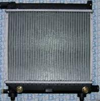 Радиатор Mercedes W124, 190(w201) 2,0 1984-1993 АКПП AC- 295*340